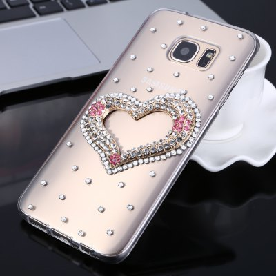Practical Phone Back Case Protector for Samsung Galaxy S7 Edge