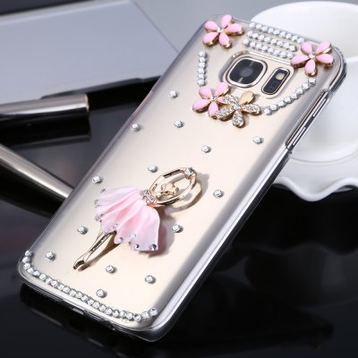 Practical Phone Back Case Protector for Samsung Galaxy S7