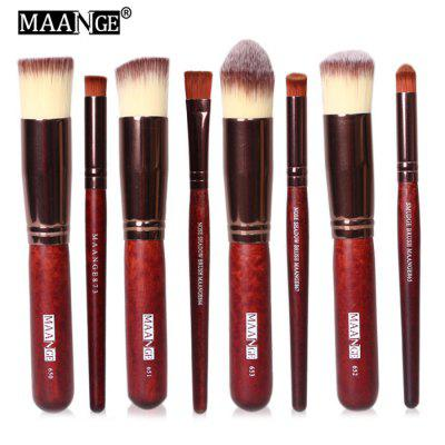 MAANGE 8PCS Beauty Brush