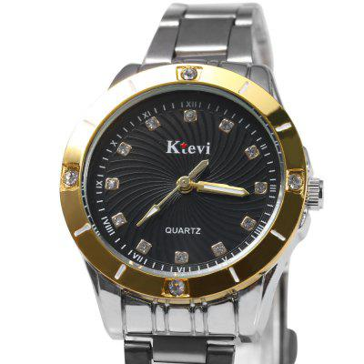 Ktevi K8006 Diamond Scale Couple Japan Quartz WatchCouples Watches<br>Ktevi K8006 Diamond Scale Couple Japan Quartz Watch<br><br>Available Color: Black,White<br>Band material: Stainless Steel<br>Brand: Ktevi<br>Case material: Stainless Steel<br>Clasp type: Folding clasp with safety<br>Display type: Analog<br>Movement type: Quartz watch<br>Package Contents: 2 x Japan Quartz Watch<br>Package size (L x W x H): 11.50 x 8.80 x 2.50 cm / 4.53 x 3.46 x 0.98 inches<br>Package weight: 0.169 kg<br>Shape of the dial: Round<br>The female dial dimension (L x W x H): 3.0 x 3.0 x 0.9 cm / 1.18 x 1.18 x 0.35 inches<br>The female size (L x W x H): 20.0 x 3.3 x 0.9 cm / 7.87 x 1.30 x 0.47 inches<br>The female watch band dimension (L x W): 20.0 x 1.2 cm / 7.87 x 0.47 inches<br>The female watch weight: 0.049 kg<br>The male dial dimension (L x W x H): 4.0 x 4.0 x 1.0 cm / 1.57 x 1.57 x 0.39 inches<br>The male watch band dimension (L x W): 21.0 x 1.8 cm / 8.27 x 0.71 inches<br>The male watch size (L x W x H): 21.0 x 4.3 x 1.0 cm / 8.27 x 1.69 x 0.39 inches<br>The male watch weight: 0.090 kg<br>Watch style: Fashion<br>Watches categories: Couple tables<br>Water resistance: Life water resistant