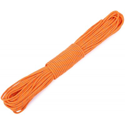 Outdoor Practical 31M Reflective Parachute Rope Paracord of Polymer Core
