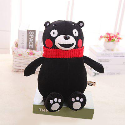 Lovely Stuffed Bear Plush Toy Stuffed Doll Home Decoration Great GiftStuffed Cartoon Toys<br>Lovely Stuffed Bear Plush Toy Stuffed Doll Home Decoration Great Gift<br><br>Features: Cartoon<br>Materials: PP Cotton<br>Package Contents: 1 x Plush Doll<br>Package size: 35.00 x 15.00 x 15.00 cm / 13.78 x 5.91 x 5.91 inches<br>Package weight: 0.220 kg<br>Series: Fashion<br>Theme: Movie and TV