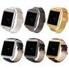 i95 Smart Android Watch - SILVER + METAL BNAD