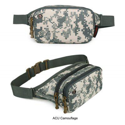 2.3L Outdoor Leisure Waist Bag Waistpack with Earphone HoleWaistpacks<br>2.3L Outdoor Leisure Waist Bag Waistpack with Earphone Hole<br><br>Capacity: 1 - 10L<br>Features: Water Resistant<br>For: Casual, Sports, Mountaineering, Exercise and Fitness, Cycling<br>Material: Nylon<br>Package Contents: 1 x Waist Bag<br>Package size (L x W x H): 30.00 x 30.00 x 10.00 cm / 11.81 x 11.81 x 3.94 inches<br>Package weight: 0.640 kg<br>Product weight: 0.420 kg