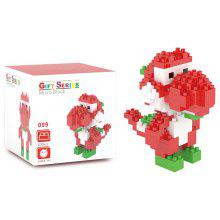 230Pcs Building Block Educational Decoration Toy for Spatial Thinking