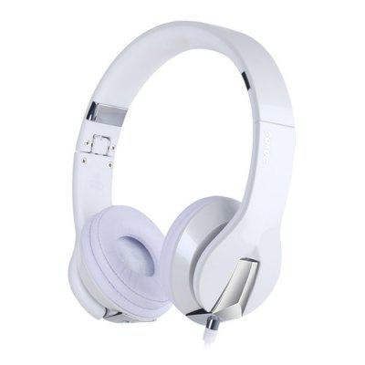 Somic N2 Foldable Music Foldable Headphones Super Bass with Microphone