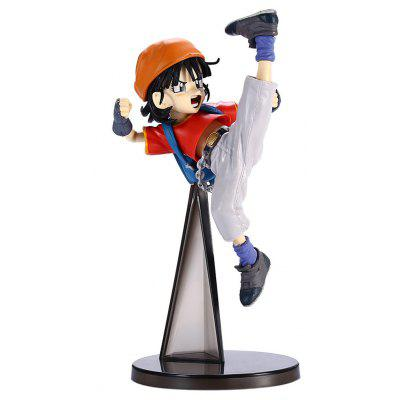 6.7 inch PVC + ABS Action Figure Japanese Anime Character Model Home Office Decor