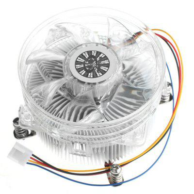 DN160187 Aluminum Heatsink CPU Cooler Support Intel LGA1155 LGA1156