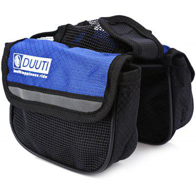 DUUTI Bicycle Frame Pannier Reflective Bag