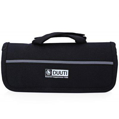 DUUTI Bike Repair Tool Bag with Mini Pump Patch Kit