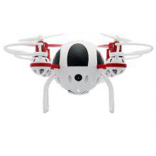 GTeng T902C Tiny 720P Camera 2.4G 4 Channel 6-axis Gyro Quadcopter One Key Automatic Return