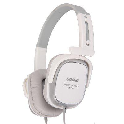 Somic MH513 Collapsible Audio Headphones