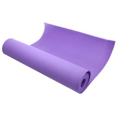 6MM Thick Yoga Mat Exercise Pad