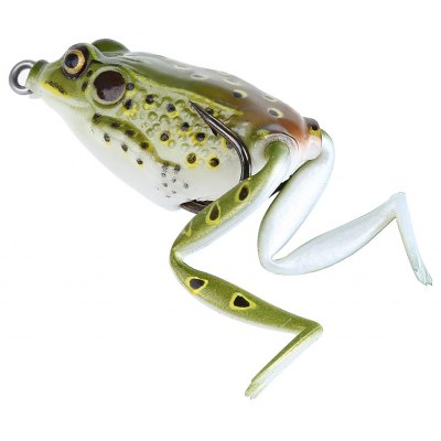 Freshwater Ray Frog Fishing Lure Hooks