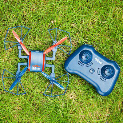 GTeng T901C Tiny 720P Camera 2.4G 4 Channel 6-axis Gyro Quadcopter One Key Automatic Return