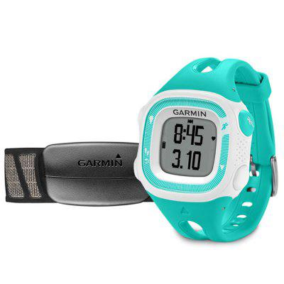 GARMIN Forerunner 15 Smart Watch with Heart Rate Belt
