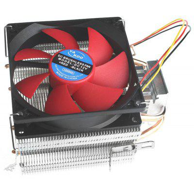 DN160192 CPU Cooling Fan 20.8db Low Noise Compatible with Intel AMD