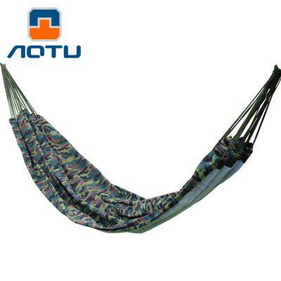 AOTU AT6739 2-Person Parachute Canvas Hammock