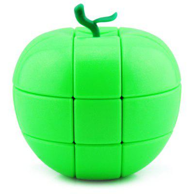 YONGJUN Moyu Apple 3 x 3 x 3 Irregular Cube Simple Intelligent Toy Fun Gift