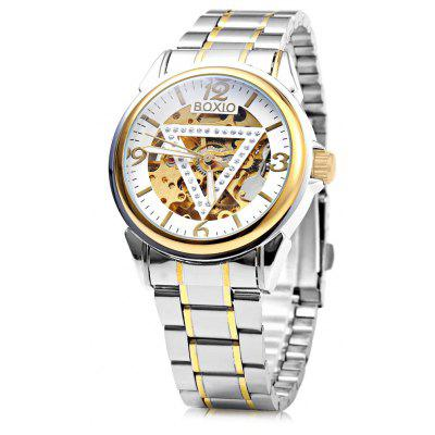 Boxio 9550 Hollow-out Dial Male Automatic Mechanical Watch