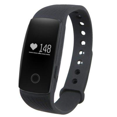 ID107 Bluetooth Smart Watch Heart Rate Monitor Wristband