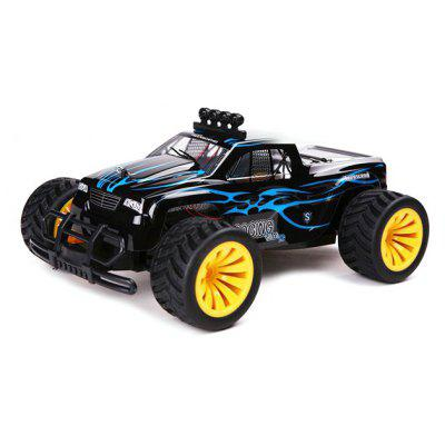 SUBOTECH BG1502 2.4GHz 20KM/H RC Racing Car