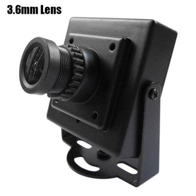 Spare K700 700TVL HD 3.6mm Lens Camera for Fixed-wing Plane QAV250 RC Multicopter FPV Project - NTSC Format