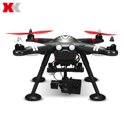 XK WLXK - X380 - CD HD 1080P 5.8G FPV Brushless Motor 2.4G GPS RC Quadcopter