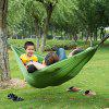 Naturehike 2-Person 190D Nylon Fabric Hammock - ARMY GREEN