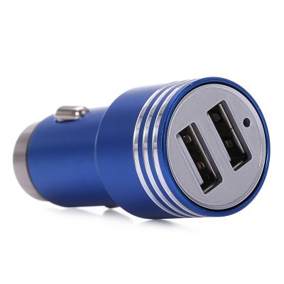 SHC-07 12 - 24V Dual USB Car Charger