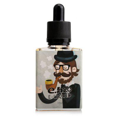 E h20 Fruit Food Mixed Vanilla with Cream Flavor E Cigarette E-Juice