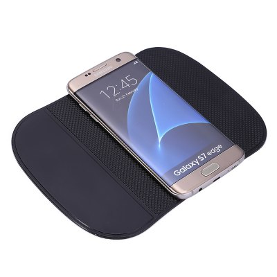 QB-06 Silicone Car Anti-slip Mat Phone Holder
