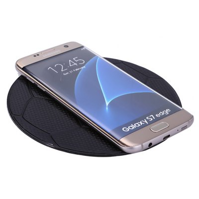 QB-07 PVC PU Car Anti-slip Mat Phone Holder