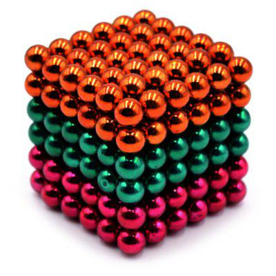 DECAKER 216Pcs 5mm Magnetic Ball