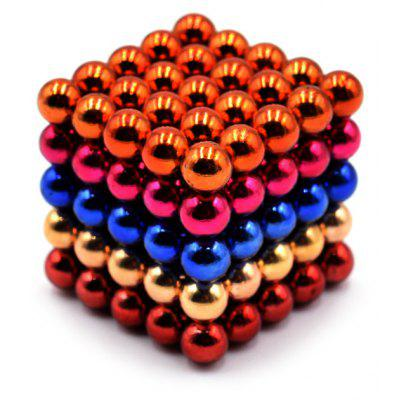 DECAKER 125Pcs 5mm Magnetic Ball