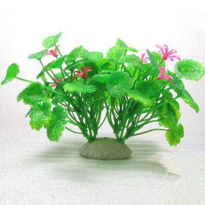 Simulation Plastic Plant Fish Tank Decoration