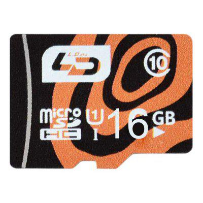 LD C10 16GB Micro SD Card