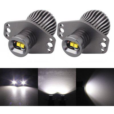 MZ E90 10W Angel Eyes LED Car Fog Light