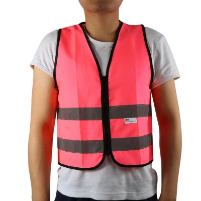 Salzmann Children Sports Reflective Safety Waistcoat