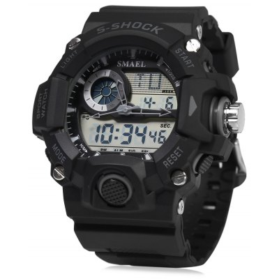 SMAEL 1385 Men Sports Digital Watch