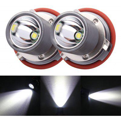 MZ E39 10W Angel Eyes LED Car Fog Light