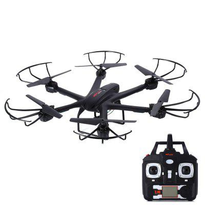MJX X601H Air Pressure Altitude Hold WiFi FPV 480P CAM 2.4GHz / 4CH 6 Axis Gyro Hexacopter Headless Mode
