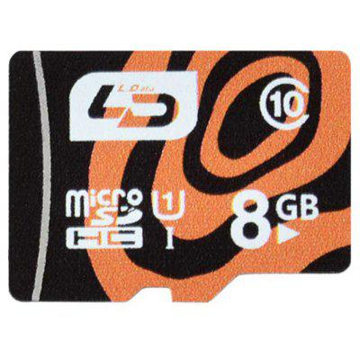 LD C10 8GB Micro SD Card
