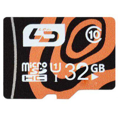LD C10 32GB Micro SD Card