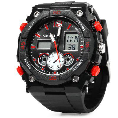 SMAEL 1363 Sports Digital Men Watch Calendário Alarm Chronograph