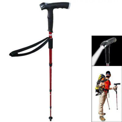 Outdoor Multi-function Alpenstock for Outdoor Survival