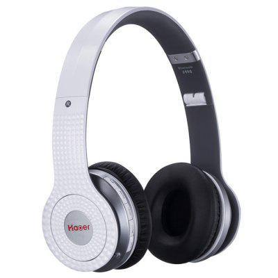 Haoer S490 Wireless Bluetooth Music Headphones with Mic Radio