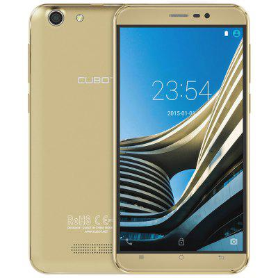 Buy GOLDEN CUBOT NOTE S 3G Phablet for $78.12 in GearBest store