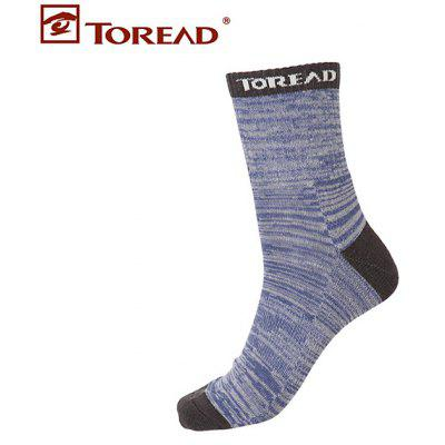 Chaussettes athlétiques TOREAD Hommes Absorption Mid Calf Athletic