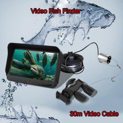 X3 HD IPX7 Waterproof Single-lens Visual Fish Finder